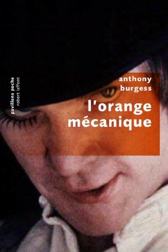 Livre gratuits en ligne L'orange mécanique pdf