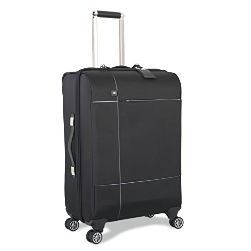 bmw-luggage-245-inch-split-case-spinner-black-one-size