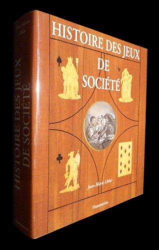 Histoire des jeux de société