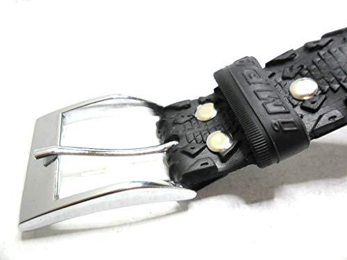Handmade Damen/Herrengürtel aus recyceltem Fahrradreifen