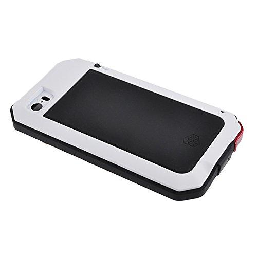Redpepper Coque en aluminium pour Apple iPhone 5S/iPhone 5, étanche, avec film de protection écran