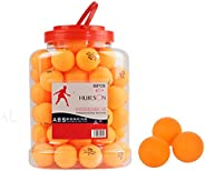 60 Pack Table Tennis Balls Set Durable Professional Grade Ping Pong Training Balls