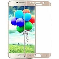 E8Q la cubierta completa de vidrio templado de Pantalla la película del protector para Samsung Galaxy S6 Edge