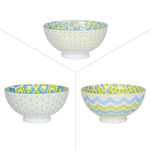 Table Passion - Coupelle 11,5cm riva porcelaine assortie (lot de 6)