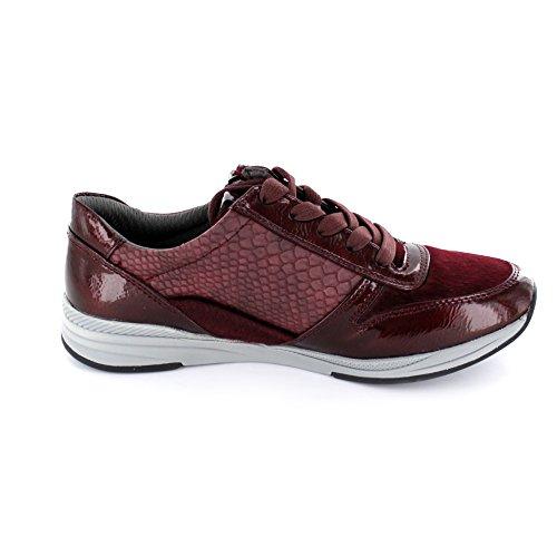 Jenny  22-54456-12, Chaussures à lacets femme Bordeaux