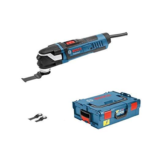 feinsaege elektrisch Multifunktionswerkzeug GOP 40-30 + Zubehör in L-Boxx