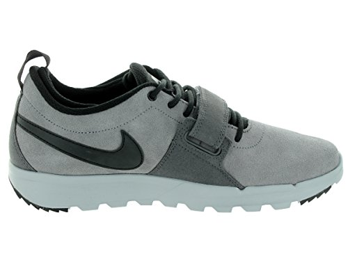 Nike, Wmns Capri Ii, Sneaker, Donna Multicolore (Gris / Negro / Blanco (Cool Grey / Blk-Drk Gry-Wlf Gry))