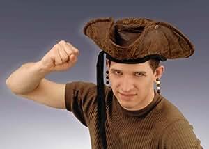Chapeau de Jack le Pirate - Taille Unique