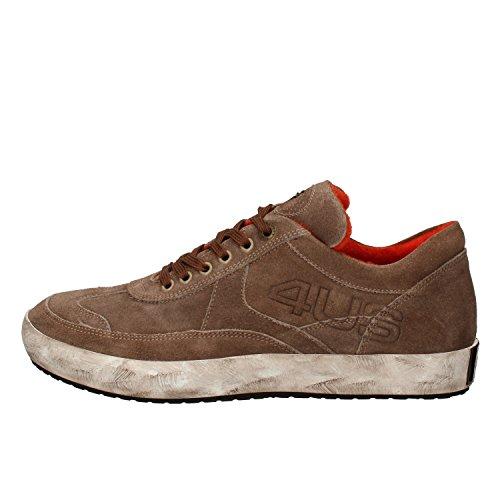 cesare-paciotti-4us-sneakers-uomo-40-eu-marrone-camoscio-ae814
