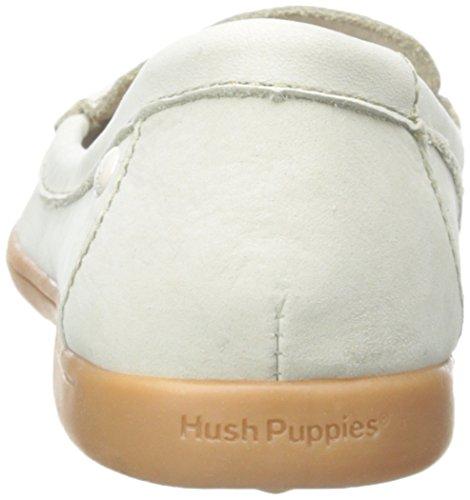Hush Puppies Ryann Claudine Slip-on Loafer Off White Nubuck