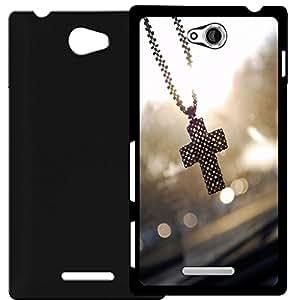 Sony Xperia C Phone Cover by shopkeeda