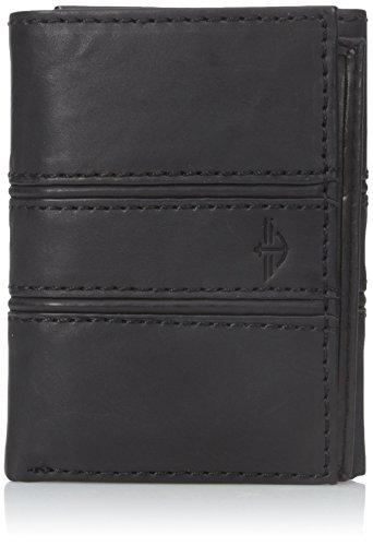 dockers-mens-trifold-genuine-leather-embossed-logo-wallet-black