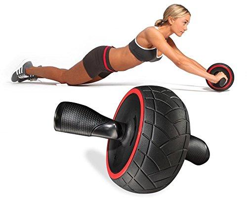 Fitness ABS Trainingsrolle - Rücken- Bauch- und Ganzkörpertrainer - Rücken-Trainer