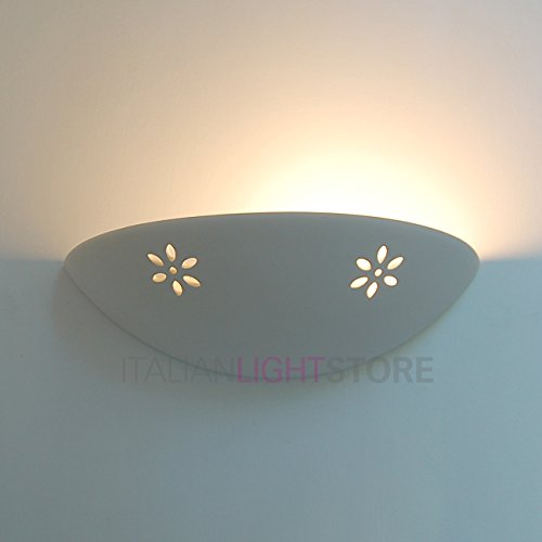 applique-traforata-lampada-a-parete-moderna-decorabile-in-ceramica-gesso-colorabile-verniciabile-lin