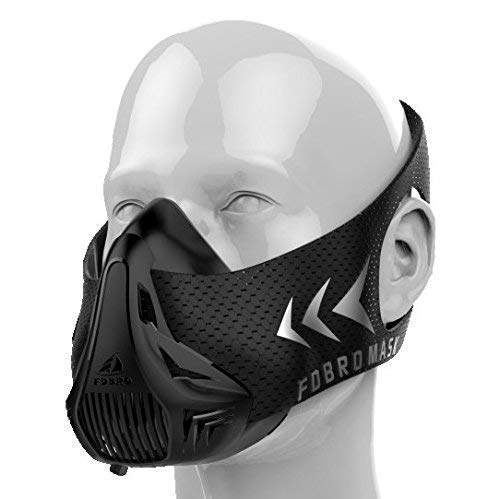FDBRO - Máscara entrenamiento simulación alta altitud