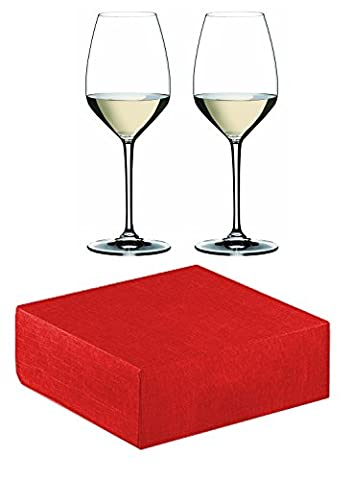 Riedel Vinum Extreme Riesling / Sauvignon blanc White Wine Glass (Set of 2) + gift (Loire Sauvignon)