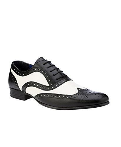 red-tape-chaussures-gatsby-elegant-chaussures-richelieu-en-cuir-pour-homme-noir-blanc-multicolore-no