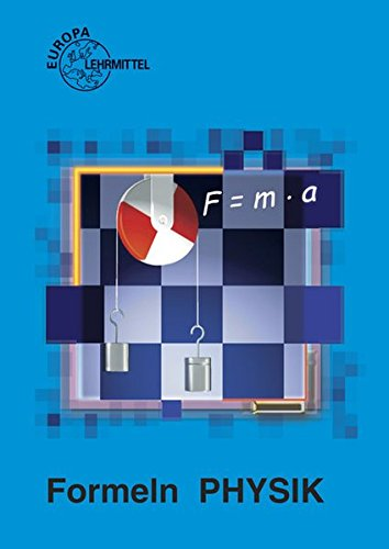 Formeln Physik