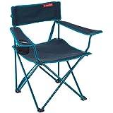 AA-SS-Camping Chair Silla portátil para Acampar Altura Ajustable - Compacto Ultraligero Sillas