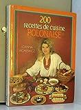 200 recettes de cuisine polonaise