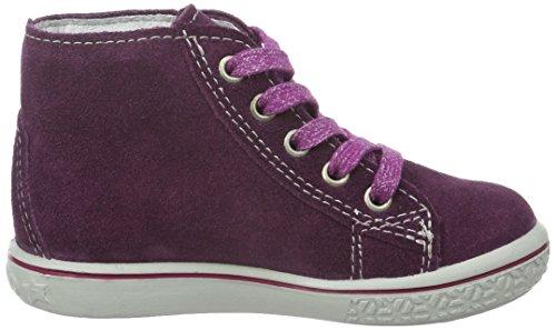 Ricosta Sweetie, Baskets Basses Fille Violet - Violett (Merlot 360)