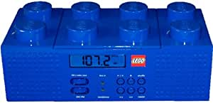 Lego Boombox Stereo CD Player - Blue (discontinued by manufacturer)