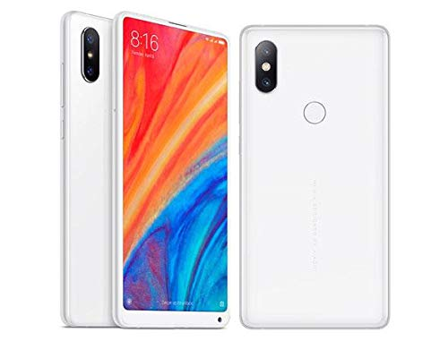 Xiaomi Mix Phablet Dual Global - Xiaomi Mi Mix 2S 4G Phablet Dual sim Global Edition - WHITE