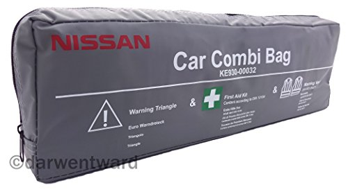 first-aid-kit-genuine-authentic-nissan-emergency-safety-set-with-bag-triangle-hi-vis-vests