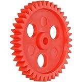 Ajax científica plástico Gear con 40dientes (Pack de 10)