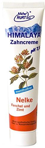HIMALAYA Kräuterzahncreme Nelke Fenchel Zimt 75 ml