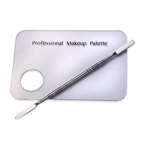 biutee modèle Maquillage Vernis à Ongles Nail Art Maquillage Palette de mélange Palette spatule Outil avec canne