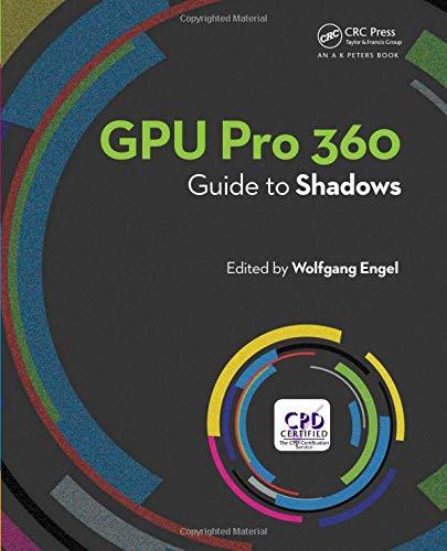 GPU Pro 360 Guide to Shadows (Web-360)