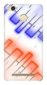 Coberta Back Cover for Xiaomi Mi Redmi 4 Back Cover Case - Printed Designer Multicolor