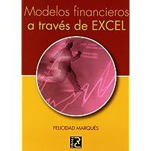 Modelos Financieros a través de Excel