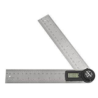 Trend Digital Angle Rule 20cm TREDAR200