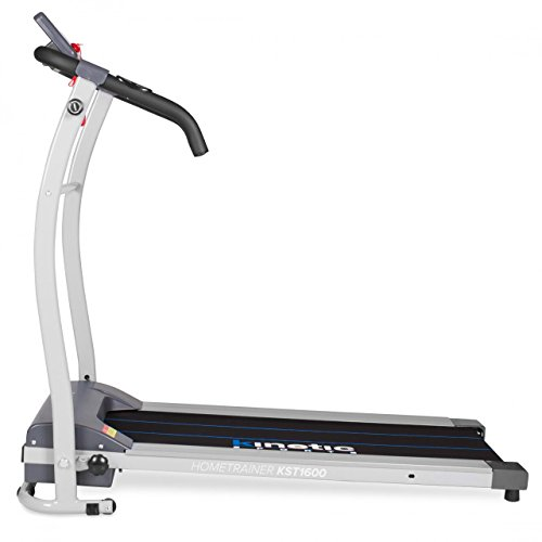 Kinetic Sports Laufband mit Trainingscomputer, Zusammenklappbar Abbildung 3
