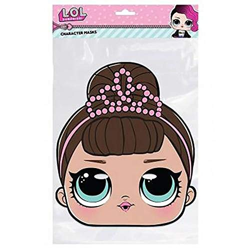 Calendario Dellavvento Lol Surprise Prezzo.Official Licensed L O L Surprise Cardboard Face Mask Fancy