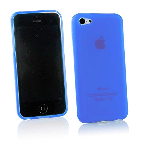 tbocr-iphone-5c-blue-ultra-thin-tpu-silicone-gel-case-cover-soft-jelly-rubber-skin