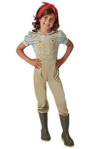Rubies - Disfraz Oficial de la Segunda Guerra Mundial para niña pequeña