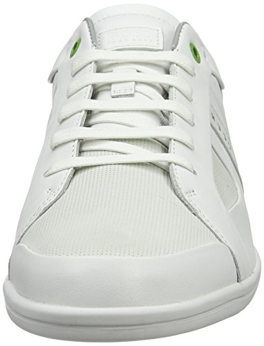BOSS Green Herren Metro_Tenn_ltnu 10195483 01 Low-Top Weiß (White 100)