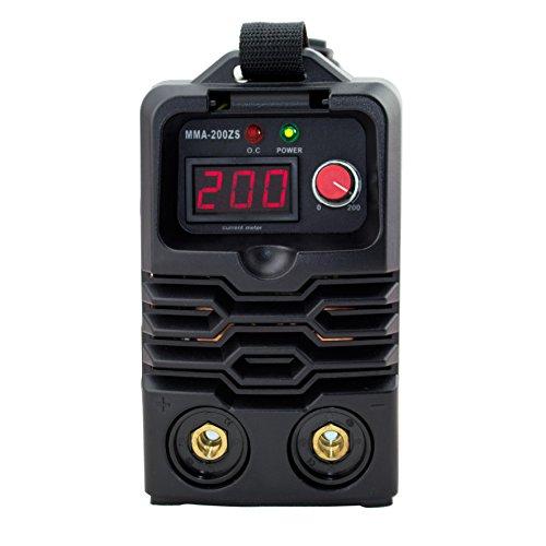 200A Inverter E-Hand Schweißgerät MMA Elektrodenschweißgerät IGBT Elektroden - 2