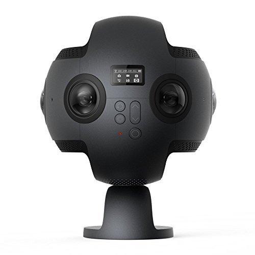 insta360Pro 8K 360° VR Fotocamera Video 4K 100fps Slow Motion subacquee con custodia di trasporto
