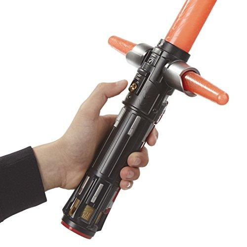 Imagen 3 de Star Wars - Sable electrónico Kylo Ren, Color Rojo (Hasbro B2948EU4)