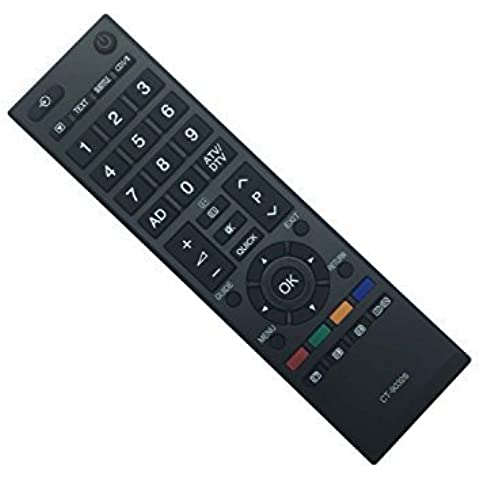 New Toshiba CT-90326 CT90326 mando a distancia para Tv