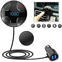 Adaptador del kit del coche Manos libres Llamada, transmisor / receptor de Bluetooth, Bluetooth 3.0 Manos libres Transmisor de FM