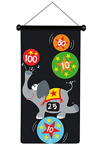 Darts Circus Magnetic 36X70Cm