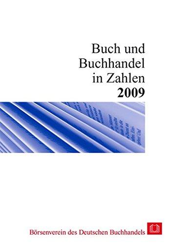 Buch und Buchhandel in Zahlen 2009