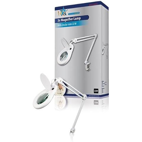 HQ MAG-LAMP21 punto de iluminación - Punto de luz (Color blanco, T5, Halógeno, Color blanco, Interior, Corriente