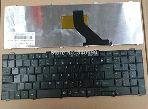 SellZone Laptop Keyboard for Fujitsu Lifebook AH 530, AH531, NH751, AH530
