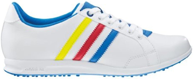 2013, mesdames adicross ii chaussures de golf golf golf sans crampons Blanc  / fp galaxy-4uk d02fc2